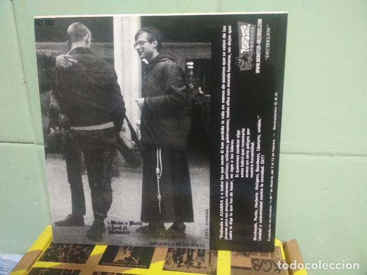 Discos de vinilo: VARIOS - MUNSTER RECORDS MUNSTER RECORDS SINGLES BOX/SGLE SPAIN 2002 PEPETO TOP - Foto 11 - 178627531