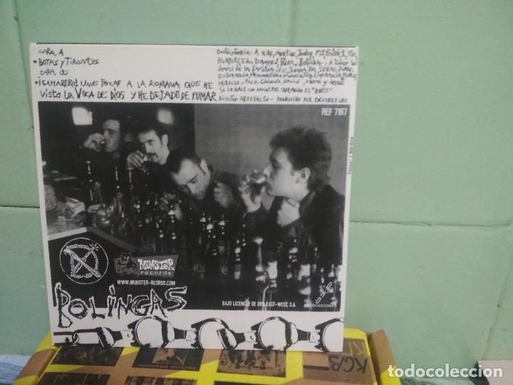 Discos de vinilo: VARIOS - MUNSTER RECORDS MUNSTER RECORDS SINGLES BOX/SGLE SPAIN 2002 PEPETO TOP - Foto 20 - 178627531