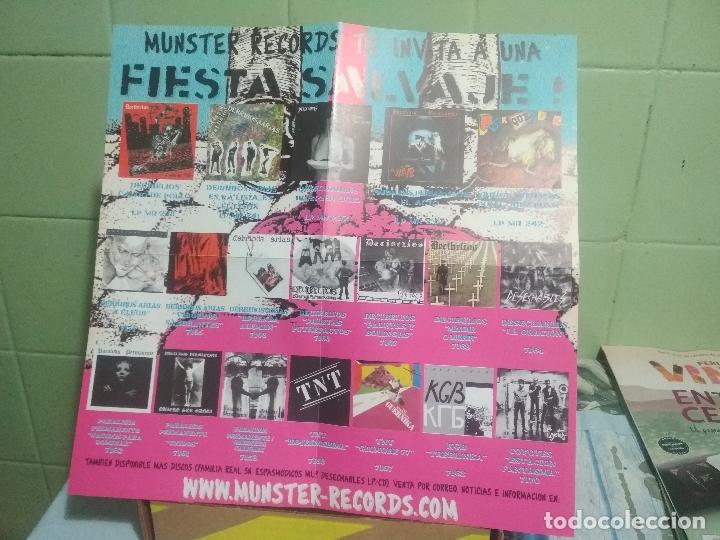 Discos de vinilo: VARIOS - MUNSTER RECORDS MUNSTER RECORDS SINGLES BOX/SGLE SPAIN 2002 PEPETO TOP - Foto 30 - 178627531