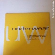 Discos de vinilo: UNDERWEAR. Lote 178628200