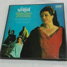 Discos de vinilo: BELLINI NORMA. Lote 178628343
