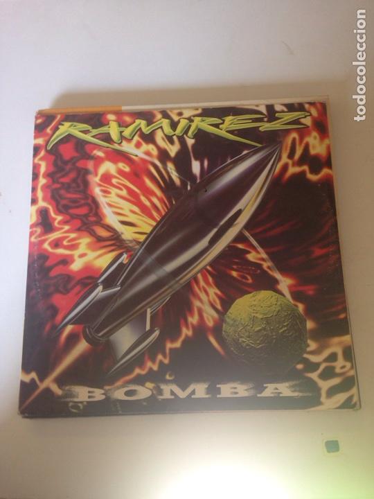 BOMBA (Música - Discos - LP Vinilo - Disco y Dance)