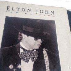 Discos de vinilo: LP ( VINILO) DE ELTON JOHN AÑOS 80. Lote 178636575