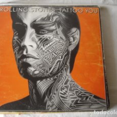 Discos de vinilo: THE ROLLING STONES TATTOO YOU. Lote 178636990