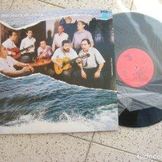 Discos de vinilo: LP DE MARINERS DE RIERA ,HABANERAS. Lote 178637076