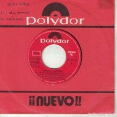 Discos de vinilo: GLORIA GAYNOR - I WILL SURVIVE / SUBSTITUTE (SINGLE ESPAÑOL, POLYDOR 1978). Lote 178656207
