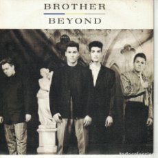 Discos de vinilo: BROTHER BEYOND - I SHOULD HAVE LIED / ACT FOR LOVE (SINGLE ESPAÑOL, EMI 1986). Lote 178660911