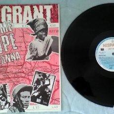 Discos de vinilo: LP. EDDY GRANT. 1988. GIMME HOPE JO'ANNA. Lote 178669041
