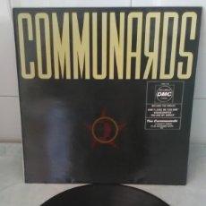 Discos de vinilo: LP THE COMMUNARDS 1985 LONDON. Lote 178669775