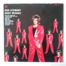 Discos de vinilo: ROD STEWARTS : BODY WISHES.1983. Lote 178673012