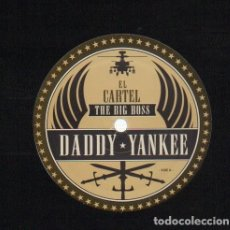 Discos de vinilo: DADDY YANKEE - WHO'S YOUR DADDY? (6 VERSIONES) - CARTEL RECORDS INTR12210-1 - 2007 - EDICION USA. Lote 178678256