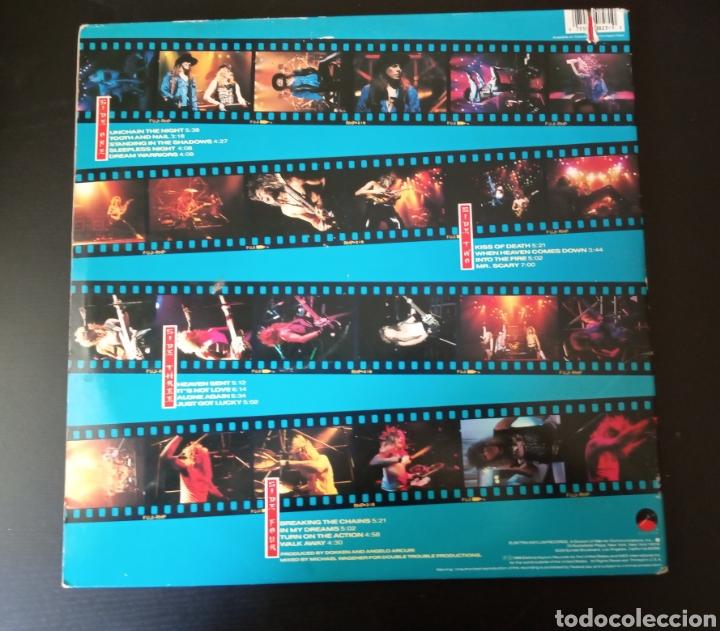 Discos de vinilo: Dokken Breast From The East LP doble - Foto 2 - 178689266