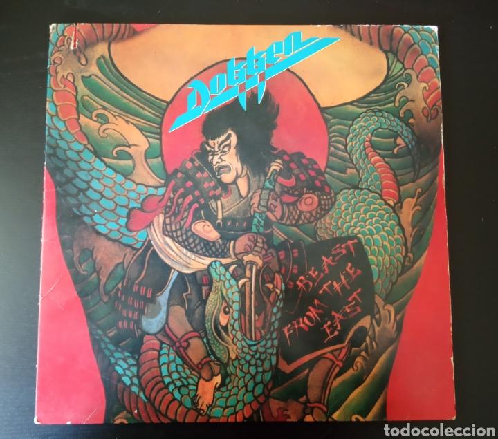 DOKKEN BREAST FROM THE EAST LP DOBLE (Música - Discos - LP Vinilo - Heavy - Metal)