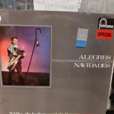 Discos de vinilo: ALEGRES NAVIDADES FONTANA FONOGRAN. Lote 178710040