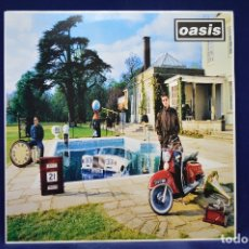 Discos de vinilo: OASIS - BE HERE NOW - 2 LP . Lote 178711070