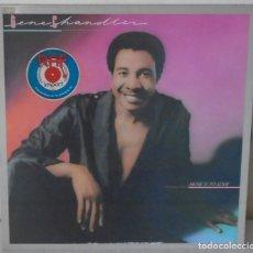 Discos de vinilo: GENE CHANDLER - HERE´S TO LOVE 20TH CENTURY EDIC. AMERICANA - 1981. Lote 178713420