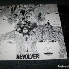 Discos de vinilo: THE BEATLES - REVOLVER - LP DE PARLOPHONE - 1966 - NUEVA EDICION DIGITALIZADA - ..U.K - PCS 7009. Lote 178713667
