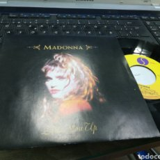 Discos de vinilo: MADONNA SINGLE DRESS YOU UP FRANCIA 1984. Lote 178719116