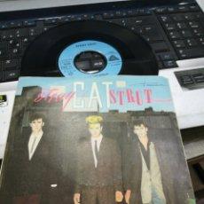 Discos de vinilo: STRAY CATS SINGLE STRAY CAT STRUT FRANCIA 1981. Lote 178719941