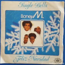 Discos de vinilo: SINGLE / BONEY M. / JINGLE BELLS - FELIZ NAVIDAD 1982. Lote 178720906