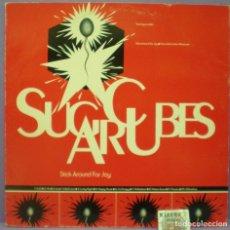 Discos de vinilo: THE SUGARCUBES - STICK AROUND FOR JOY - LP. Lote 178722728