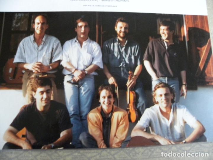 Discos de vinilo: OREGANO -OTRA VEZ PASAN LOS ARBOLES -LP 1989 -BUEN ESTADO - Foto 3 - 178726811