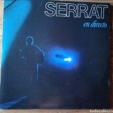 Discos de vinilo: JOAN MANUEL SERRAT /EDICIÓN ESPAÑOLA. Lote 178735002