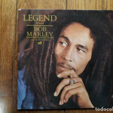 Discos de vinilo: BOB MARLEY AND THE WAILERS - LEGEND BEST OF BOB MARLEY. Lote 178736417
