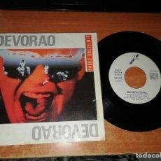 Discos de vinilo: SINIESTRO TOTAL DEVORAO / HONKY TONK MEN SINGLE VINILO DEL AÑO 1991 2 TEMAS JULIAN HERNANDEZ. Lote 178751466