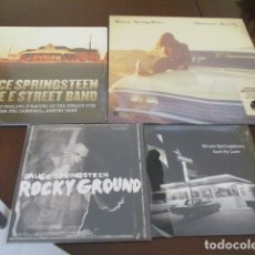 Discos de vinilo: BRUCE SPRINGSTEEN- 4 VINILOS - RACING IN THE STREET + ROCKY GROUND + AMERICAN BEAUTY + SAVE MY LOVE. Lote 178755590
