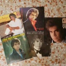 Discos de vinilo: LOTE 5 LPS DISCOS VINILOS EL PUMA. Lote 178757711