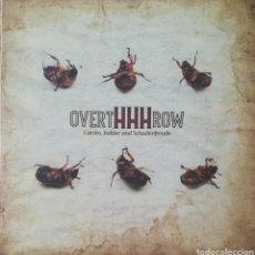 Discos de vinilo: DISCO OVERTHHHROW. Lote 178758796