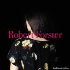 Discos de vinilo: LP ROBERT FOSTER SONGS TO PLAY VINILO + CD THE GO BETWEENS. Lote 178761141