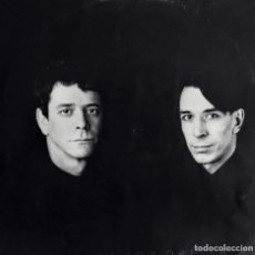 Discos de vinilo: LOU REED & JOHN CALE -SONGS FOR DRELLA (1990). Lote 178771691