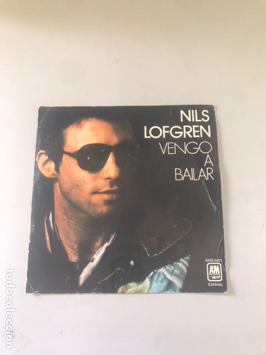 NILS LOFGREN - VENGÓ A BAILAR (Música - Discos - LP Vinilo - Otros estilos)