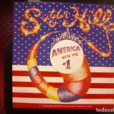 Discos de vinilo: PHILIPPE WYNNE- AMERICA WE´RE STILL 1. MAXISINGLE.. Lote 178783067