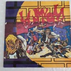 Discos de vinilo: LA JUNGLA - LA JUNGLA - LP. Lote 178788387