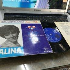 Discos de vinilo: YALINA EP VILLANCICOS JUAN XXIII 1967. Lote 178792392