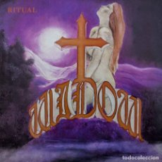 Discos de vinilo: RITUAL - WIDOW - LP + 7 [HIGH ROLLER RECORDS, 2019]. Lote 237960155