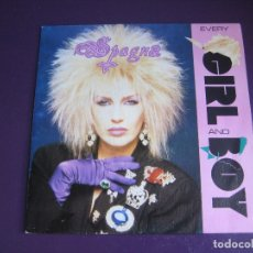 Discos de vinilo: SPAGNA SG CBS 1988 - EVERY GIRL AND BOY / DON'T CALL IT LOVE - DISCO ITALO DISCO ITALIA 80'S. Lote 178809937