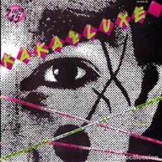 Discos de vinilo: KAKA DE LUXE - LP EDITADO EN 1982 ORIGINAL. Lote 178815666