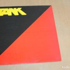 Discos de vinilo: TANK, VINILO, REIGN OF THUNDER, AÑO 1987, GWR RECORDS. Lote 178817348