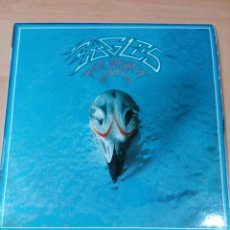 Discos de vinilo: EAGLES - LP THEIR GREATEST HITS - BUEN ESTADO - VER FOTOS . Lote 178817586