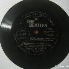 Discos de vinilo: THE BEATLES - SELECCIONES READER'S DIGEST *** RARO FLEXI ESPAÑOL 1981. Lote 178820315