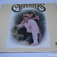 Discos de vinilo: LP - THE CARPENTERS - THE CARPENTERS - 1971 - EDICIÓN INGLESA. Lote 178829407