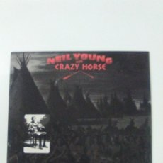 Discos de vinilo: NEIL YOUNG WITH CRAZY HORSE BROKEN ARROW 2LP ( 1996 REPRISE EU ) EXCELENTE ESTADO. Lote 178832118