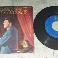 Discos de vinilo: ALBERTO CORTEZ EN FLORIDA PARK: RENATA +3(1963. HISPAVOX). Lote 178833888