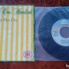 Discos de vinilo: HAIRCUT ONE HUNDRED - LOVE PLUS ONE / FANTASTIC DAY - (SINGLE 45 RPM). Lote 178834896