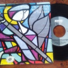 Discos de vinilo: ORCHESTRAL MANOEUVRES IN THE DARK (OMD) - JOAN OF ARC (MAID OF ORLEANS) / NAVIGATION. Lote 178836160