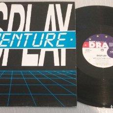 Discos de vinil: DISPLAY / ADVENTURE / MAXI-SINGLE 12 INCH. Lote 178836187